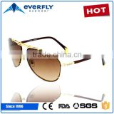 2015 OEM classical polarized aviator city vision sunglasses