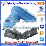 Comfortable Lady PVC PCU Air Blowing Slipper Plastic Mould Factory