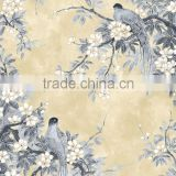 Chinese character Vinyl Wallpaper Paper Manufacturing
