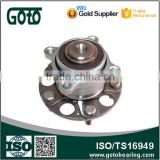 wheel hub bearing HUB113T-5 for Honda Civic fit OE 42200-SNA-A51 from GOTO bearing manufacturer