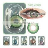 Naty B yearly 15 mm beauty eye cheap contact lens                                                                         Quality Choice