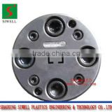 PVC curtain rail mould
