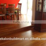 Teak Color Flooring New TOP Selling Waterproof Carbonized Bamboo Flooring, Durable Bamboo Floor with Teak Color,