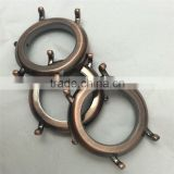 die casting Motorcycle accessories copper wire brush car metal parts accessories brushed red copper finished