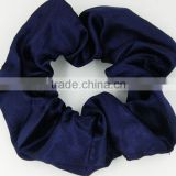 Newly Decoration Hair Tie silk satin elastic hair scrunchies