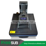 Automatic Heat press machine 16*20 , hydraulic heat transfer machine for T-shirt, cloths printer