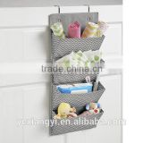 4- Layers Over Door Toy, Diaper, Key, Book Storage Organizer, Cheap Hanging Organizer for Bag, Sundries
