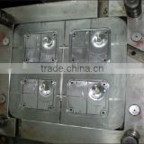 Plastic Injection Molding Products for plastic moulding parts of mirror inserted make-up casing