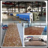 WPC WOOD PLASTIC COMPOSITE MACHINE | WOOD PLASTIC COMPOSITE PROFILE EXTRUSION MACHINE | WPC BOARD MACHINE LINE PVC FOAM BOARD MA