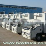 refrigerated truck body, insulated truck body, truck container, luton body, truck body boxes