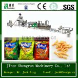 automatic Kurkure/Cheetos Making Machine with good service from professional manager Jack Bing