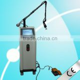 Face Lifting Medical Fractional Mole Removal 0.1-2.6mm Co2 Laser Skin Machine Vagina Tightening