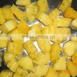 3000g Canned pineapple chunk in light syrup