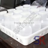 Hot Sale Mushroom Production Equipment plastic basket Tray