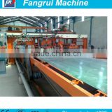 automatic asbestos tile sheets machine/fiber cement board making machine production line