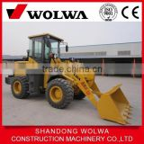1800kg Multi-functional Front End Wheel Loader with Attachments