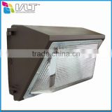 Good price outdoor Wall Mounted Lighting 100W led wall pack light dlc ,UL listed led wall light