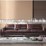 Bisini Modern Fashional Genuine Leather Living Room Sofa Set (BG90472)