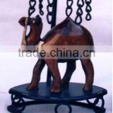 carved wooden animals/wood carved camel/ wood carving figures hand carved statues best for gifts & decors customized items
