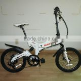 20 inch electric folding bike bicycle mountain electric bike