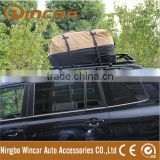 4x4 off road camping rubbish bag 600D Oxford Polyester roof luggage bag