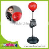 kids play game toy folding boxing stand