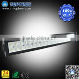 21.5inch 120W cree led light bar for jeep/suv/truck etc