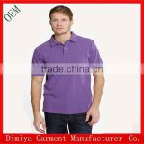 basic cotton uniform polo shirt design ,men's fashion high quality cotton polo shirts,OEM Blank polo shirts