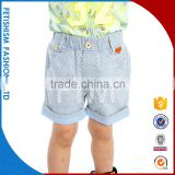 Wholesale Hot Sale Funny Custom Boxer Boys Beach Shorts Nylon Checked Boxer Denim Boys Shorts