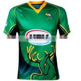 2017 Custom made new model Cricket Jerseys Pattern Sublimated Cricket team Jersey