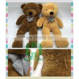 High Quality Furry custom stuffed plush toy big huge giant teddy bear large size 60cm 160cm 180cm 200cm 300cm