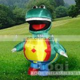 cartoon inflatable tortoise