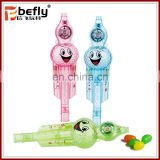 High quality plastic clear music instruments toy candy