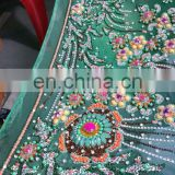 SWAALI LACE BLOUSE FABRICS FOR LADIES TOP MADE IN INDIA DESIGN BY HAND 2016 DESIGN 2016-7