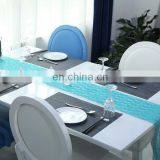 modern home textile table clothes beautiful lace fabric