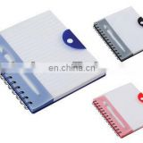Spiral Notebook, Notebook with Pen, Hardcover Notebook