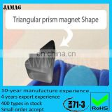ferrite and neodymium triangle magnet