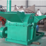 Double Feeding Port Wood Crushing Machine