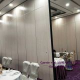 Free design manufacturer aluminum frame room folding partition wall for conference centerhigh quality collapsible temporary wall room dividers for conference center