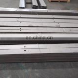 high quality RENDA supplier mirror finish stainless steel flat bar 304
