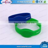 UHF RFID silicone Wristband Tag/bracelet tag for UHF solution