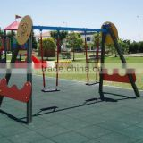 recycled tire flooring/ playground rubber mats                                                                         Quality Choice