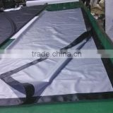 portable projection screen/fabric for projection screen/projector screen fabric                                                                         Quality Choice