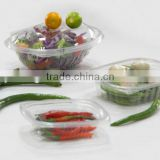 Fashional clear food box.plastic fruit container.plastic square food box .factory direct plastic food box