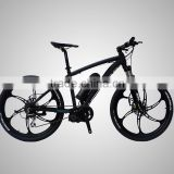 2016 good performance 36v 200w mid central crank motor electric mountain bike without throttle                                                                         Quality Choice