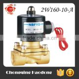 2 way water inlet solenoid valve