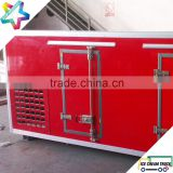 3.4m Eutectic truck body mini ice cream truck                                                                         Quality Choice