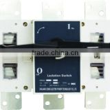 Indoor Outdoor Electric 3P 4P AC DC Load Isolating switch 250A