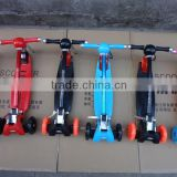 new good quality With MP3 mini kick scooters/kick scooter with nylon pedal /kick scooter with cheap price