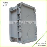 300*200*148mm Storage Hinged Lids Cheap Plastic Container